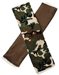 Camo Burp Cloth Set of 2