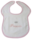 Princess Feeder Bib