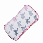 Elephants Pink Hard Wipe Case
