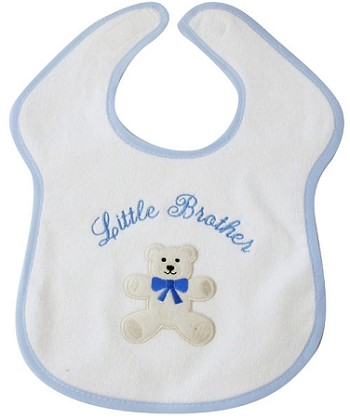 Little Brother Feeder Bib